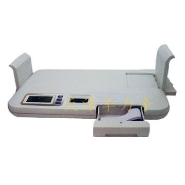 HLZ-98打印婴儿秤/体温婴儿